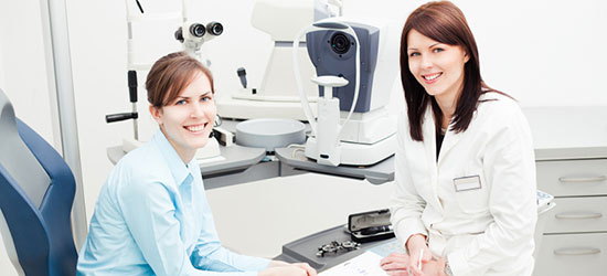 Laser Vision Correction | PRK Treatment Westborough MA